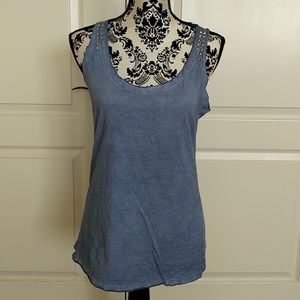 Tops - Cut Out Braided Back Top